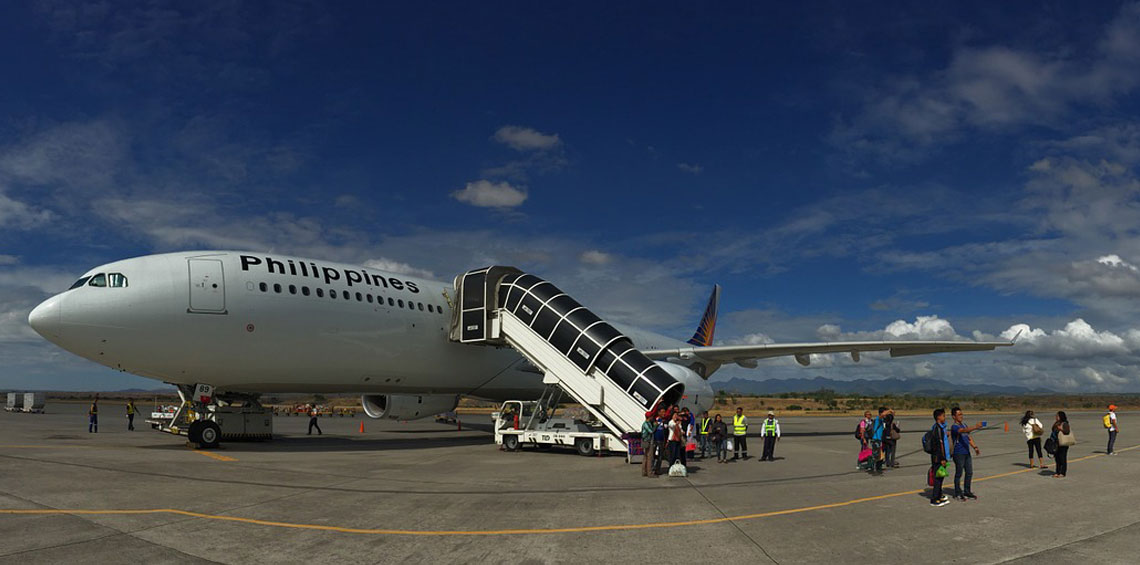 Airline in the Philippines