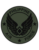 Philippine Air Force Patch