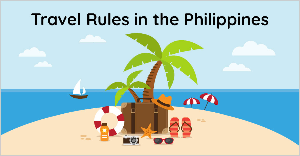Travel Rules in the Philippines
