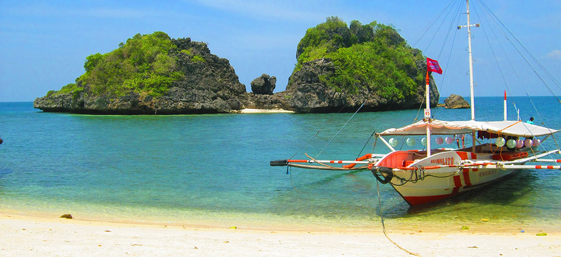 Philippines Top 25 Destinations: Beach and Islets in Guimaras