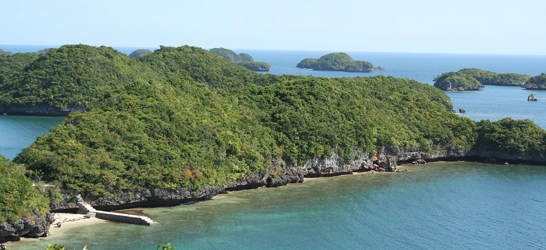 Philippines Top 25 Destinations: Hundred Islands in Pangasinan