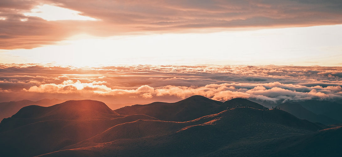 Philippines Top 25 Destinations: A View at the top of Mt. Pulag