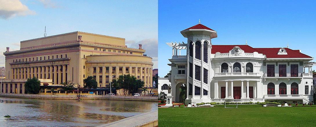 American Colonial Era Architecture in the Philippines