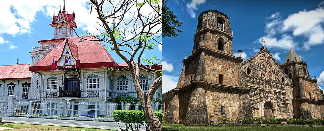 Spanish Colonial Era Architecture in the Philippines