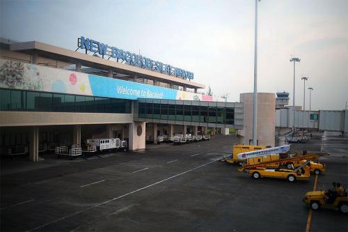 Bacolod–Silay Airport